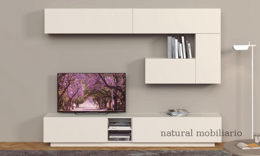 Muebles Modernos chapa natural/lacados apilable decorn 2-53-355