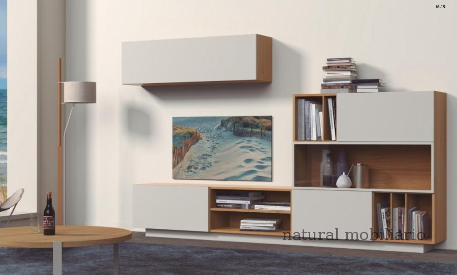 Muebles Modernos chapa natural/lacados apilable decorn 2-53-353