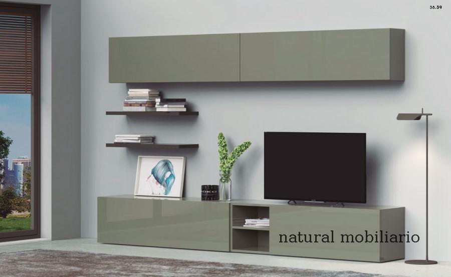 Muebles Modernos chapa natural/lacados apilable decorn 2-53-361
