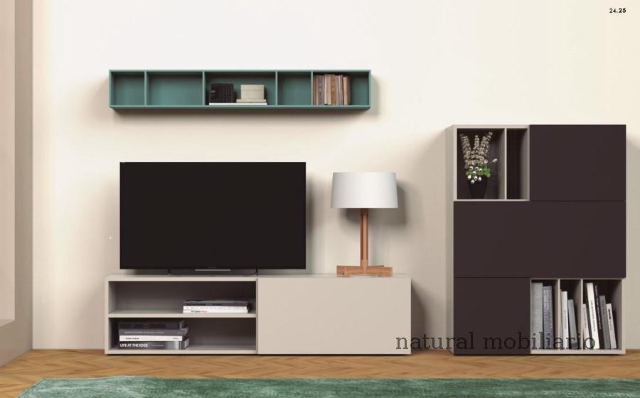 Muebles Modernos chapa natural/lacados apilable decorn 2-53-356