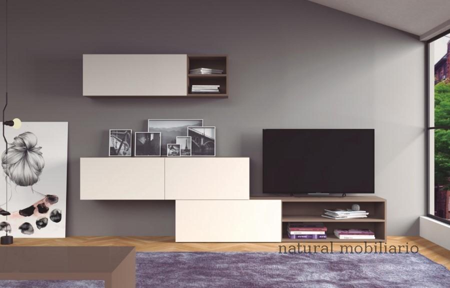 Muebles Modernos chapa natural/lacados apilable decorn 2-53-354