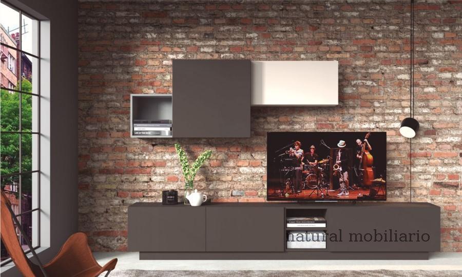 Muebles Modernos chapa natural/lacados apilable decorn 2-53-358