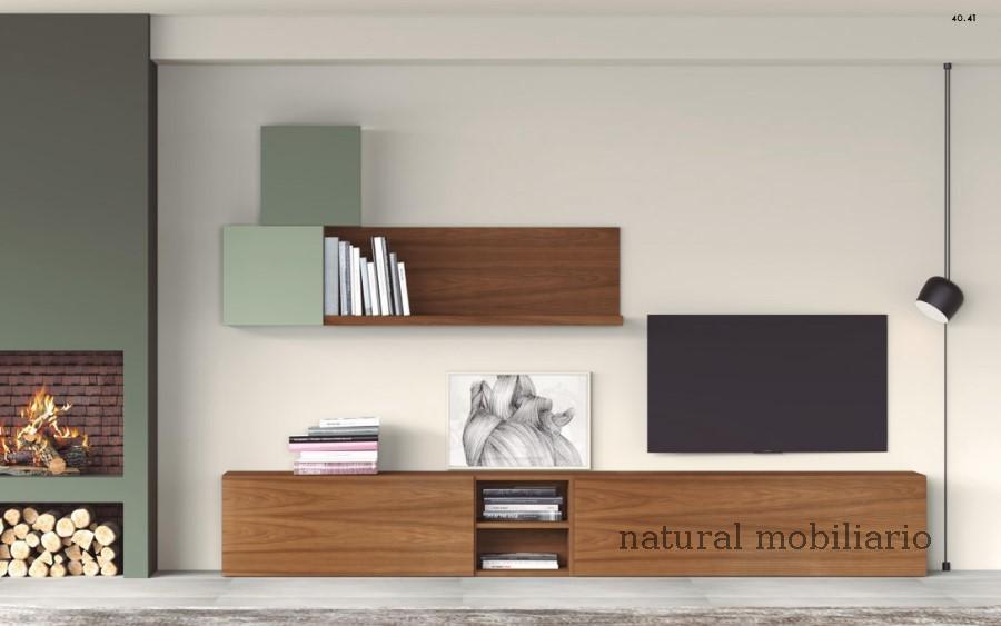 Muebles Modernos chapa natural/lacados apilable decorn 2-53-363