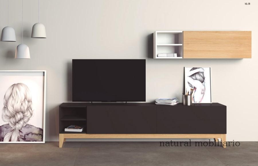 Muebles Modernos chapa natural/lacados apilable decorn 2-53-350