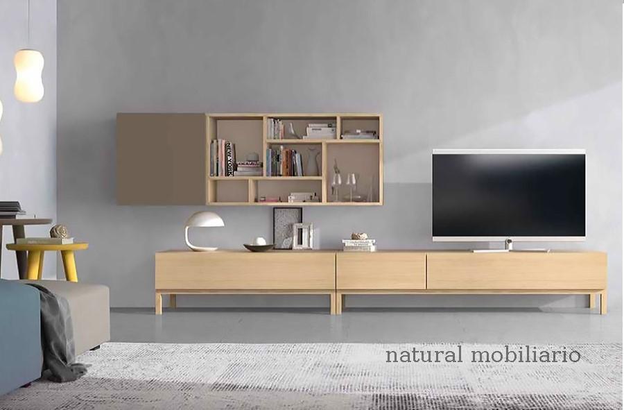 Muebles Modernos chapa natural/lacados apilable mazizo 2-67-369