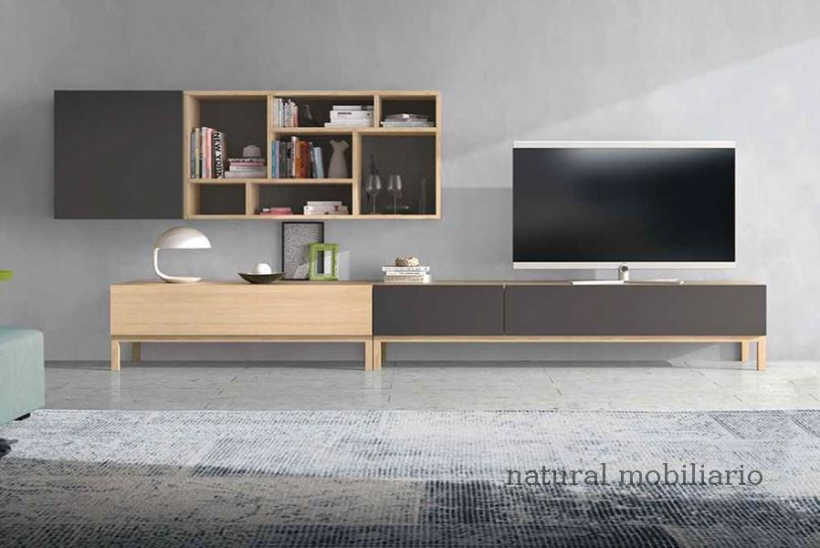 Muebles Modernos chapa natural/lacados apilable mazizo 2-67-368