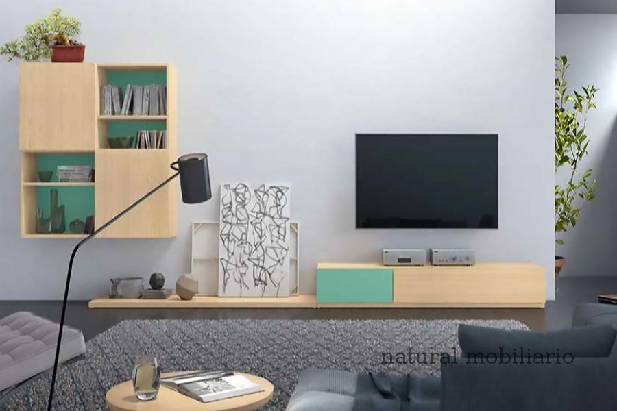 Muebles Modernos chapa natural/lacados apilable mazizo 2-67-366