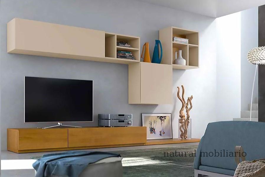 Muebles Modernos chapa natural/lacados apilable mazizo 2-67-374