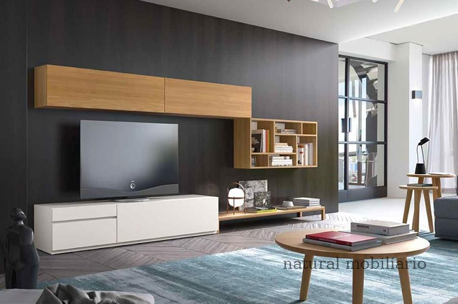 Muebles Modernos chapa natural/lacados apilable mazizo 2-67-371