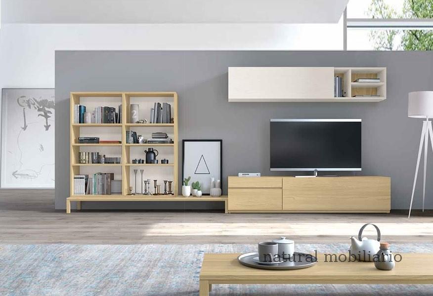 Muebles Modernos chapa natural/lacados apilable mazizo 2-67-364