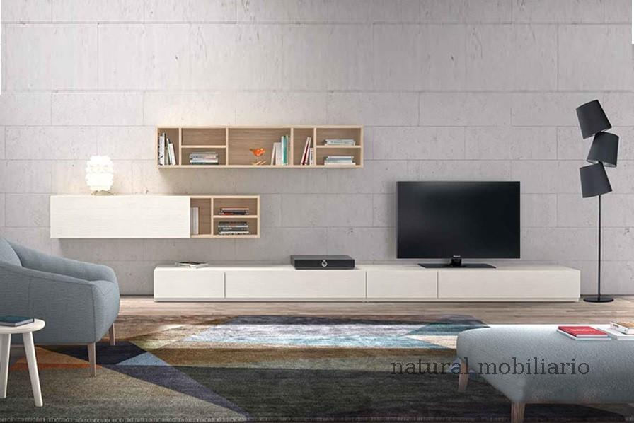Muebles Modernos chapa natural/lacados apilable mazizo 2-67-372