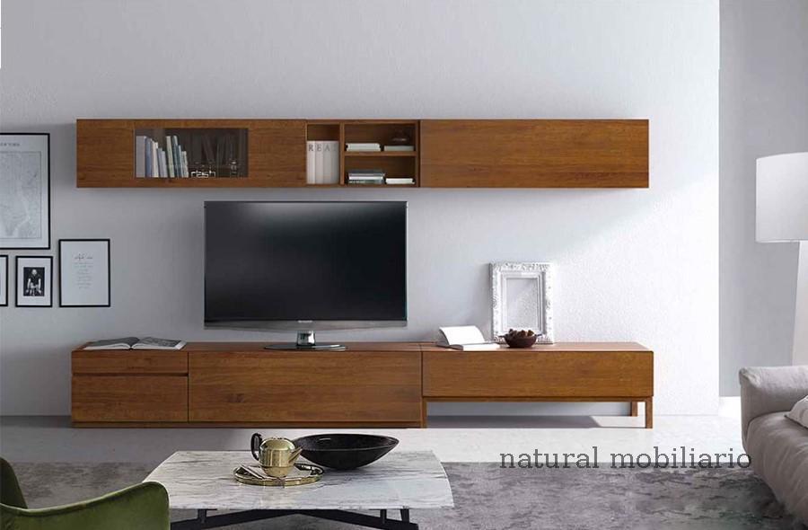 Muebles Modernos chapa natural/lacados apilable mazizo 2-67-373