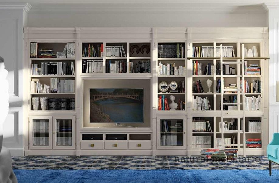 Muebles Librerias librer�a maciza
