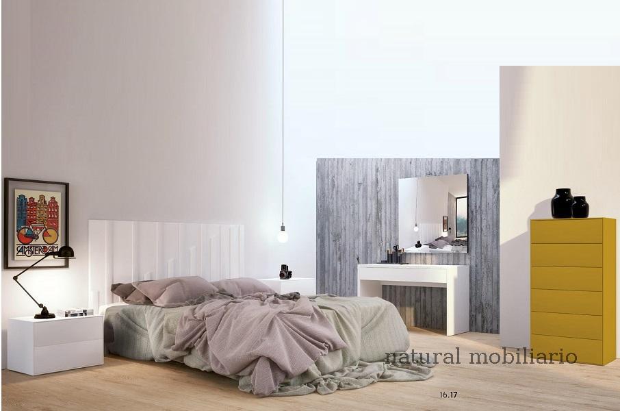 Muebles Modernos chapa sintética/lacados decorn 2-53-438