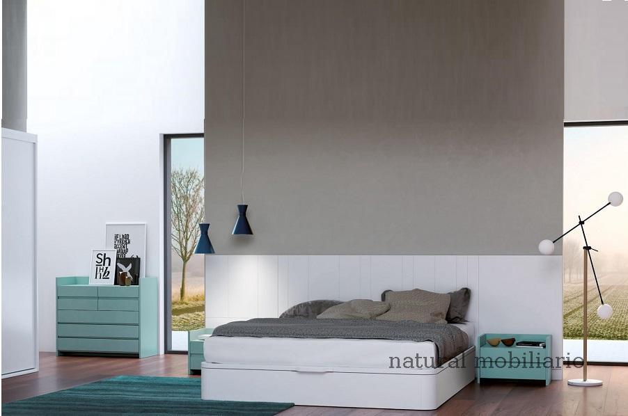 Muebles Modernos chapa sintética/lacados decorn 2-53-445