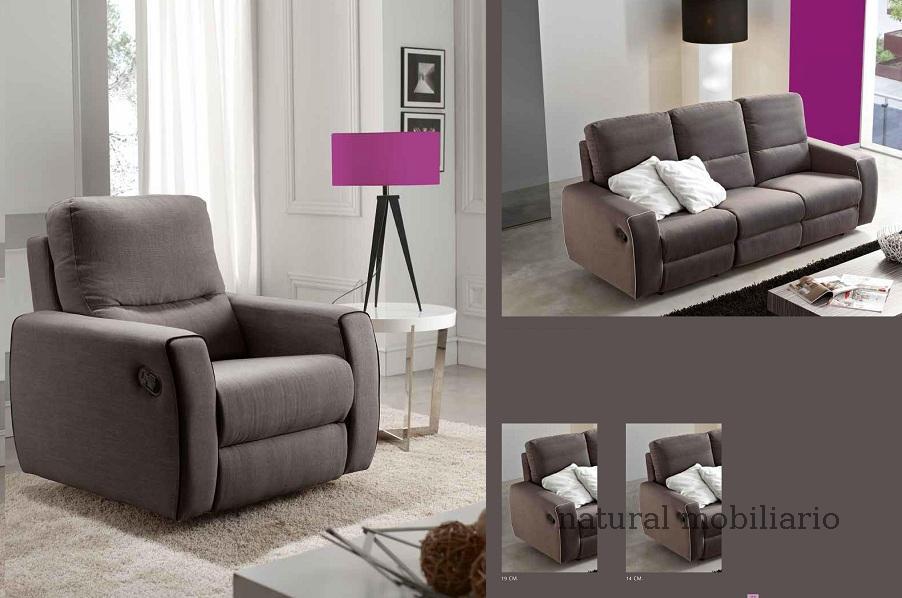 Muebles Sofás y Chaiselonge sofa 2-86-523