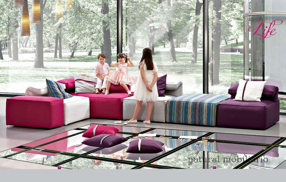 Muebles Sofás y Chaiselonge sofa 2-86-524