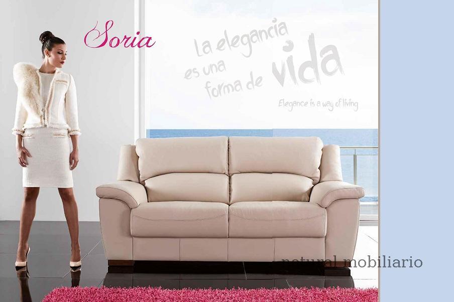 Muebles Sofás y Chaiselonge sofa 2-86-528