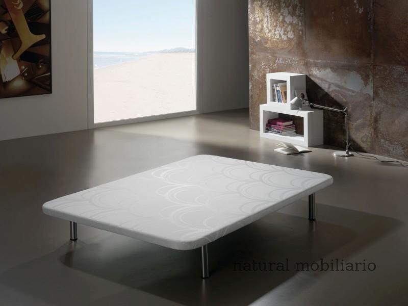 Muebles  somier y bases tapizadas dup 1-2-503