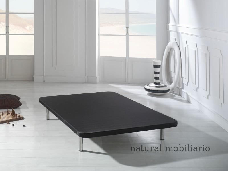 Muebles  somier y bases tapizadas dup 1-2-502