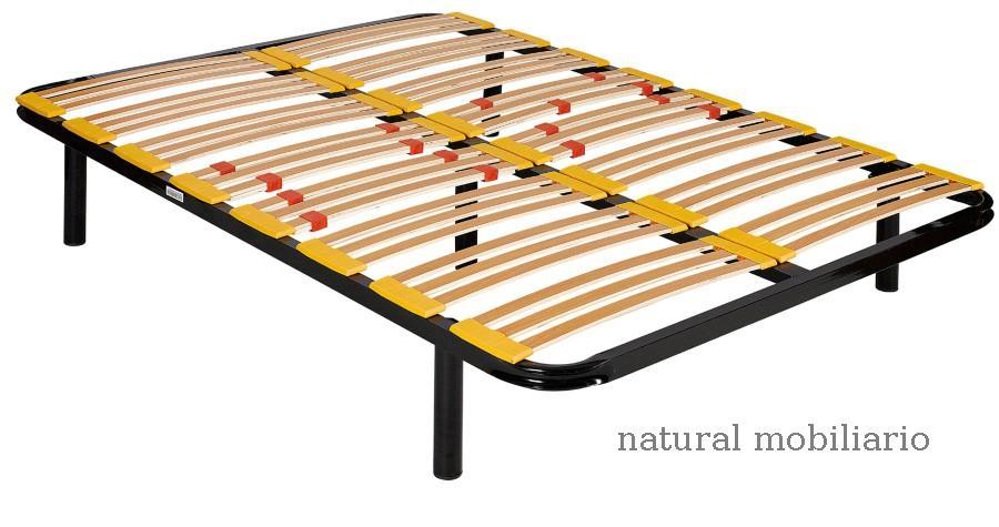 Muebles  somier y bases tapizadas dup 1-2-504