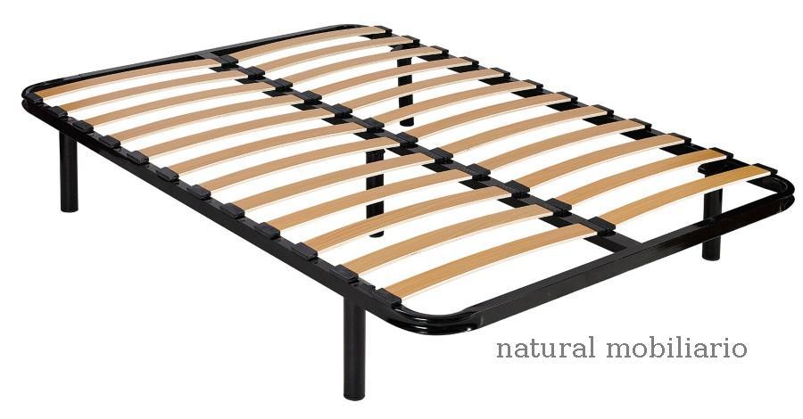 Muebles  somier y bases tapizadas dup 1-2-506