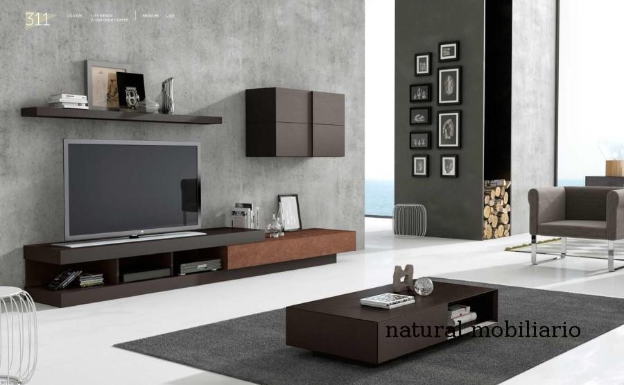 Muebles Modernos chapa natural/lacados salones apilables moderno1-584britguin510