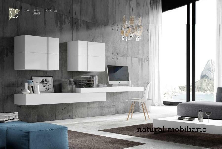 Muebles Modernos chapa natural/lacados salones apilables moderno1-584britguin518
