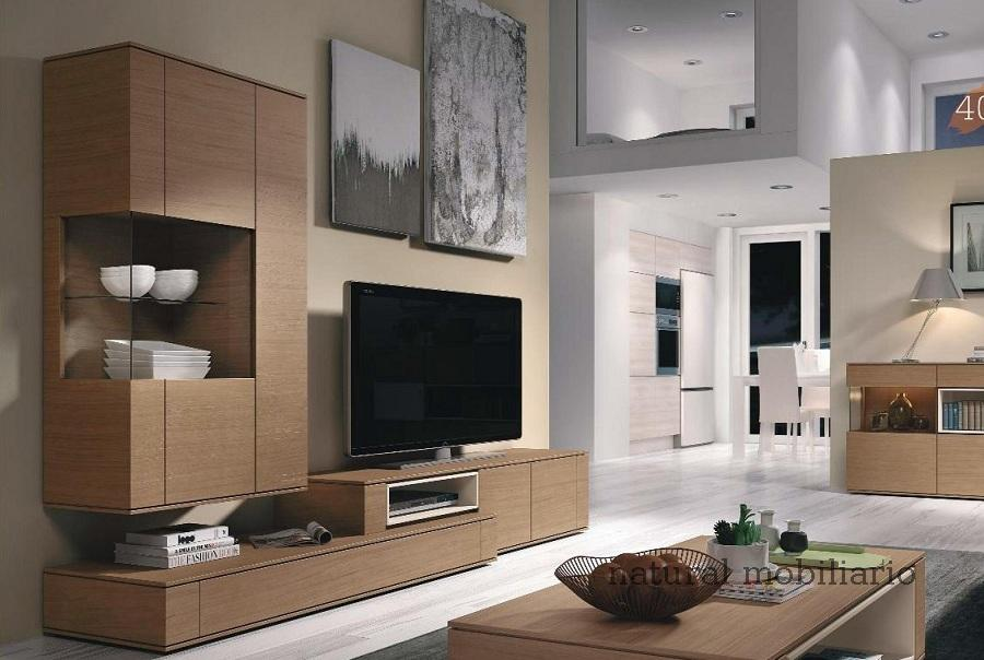 Muebles Modernos chapa natural/lacados salon moderno brit 1-672-705