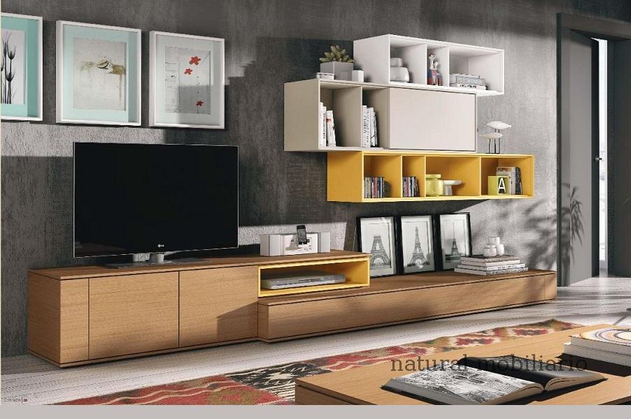 Muebles Modernos chapa natural/lacados salon moderno brit 1-672-708