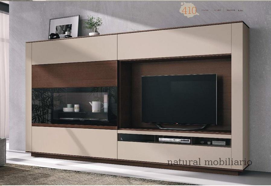 Muebles Modernos chapa natural/lacados salon moderno brit 1-672-709