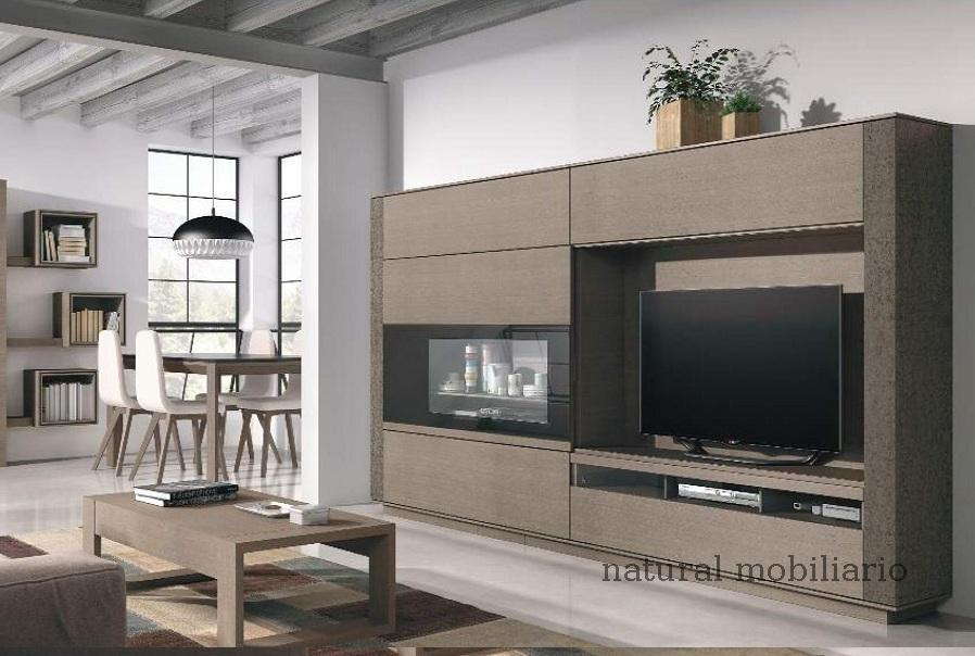 Muebles Modernos chapa natural/lacados salon moderno brit 1-672-710