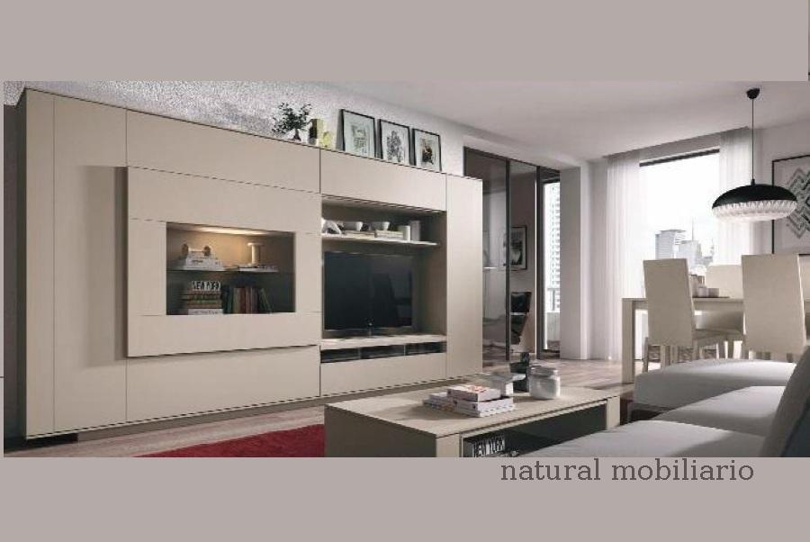 Muebles Modernos chapa natural/lacados salon moderno brit 1-672-712