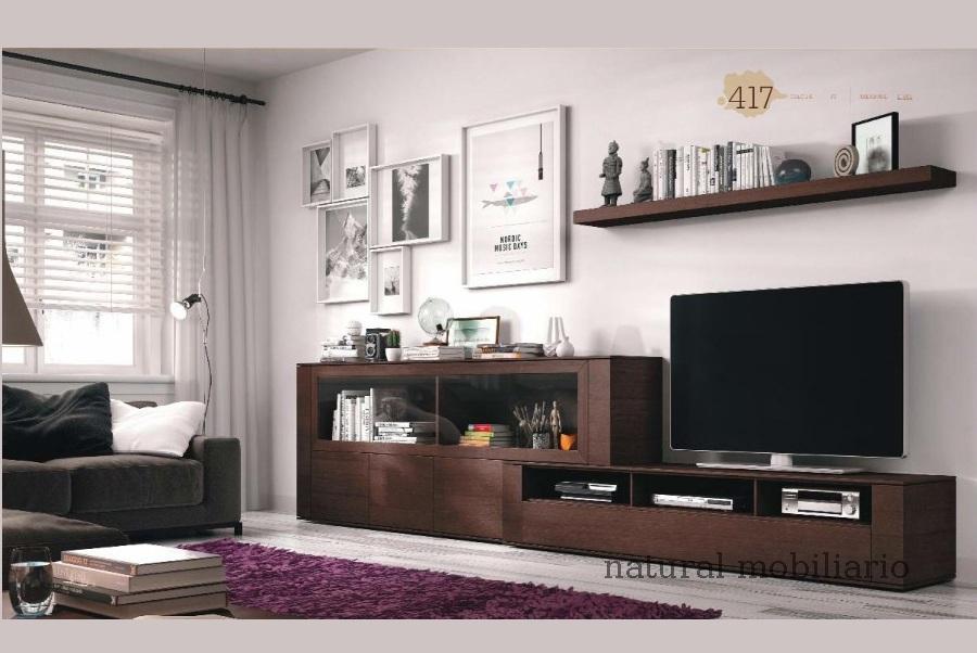 Muebles Modernos chapa natural/lacados salon moderno brit 1-672-716