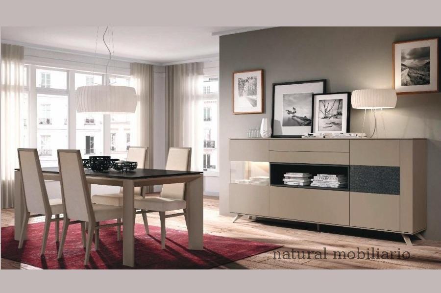Muebles Modernos chapa natural/lacados salon moderno brit 1-672-724
