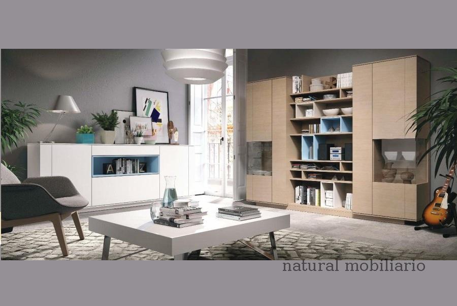 Muebles Modernos chapa natural/lacados salon moderno brit 1-672-725