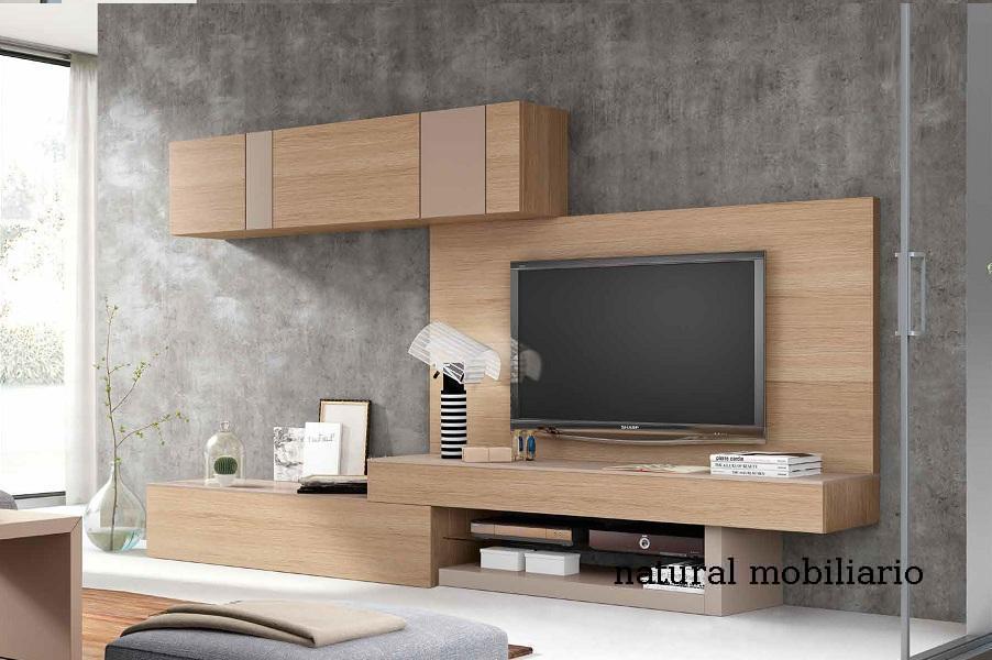 Muebles Modernos chapa natural/lacados apilable mazizo 2-67-265